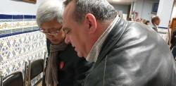 La falla Espartero G.V Ramón y Cajal recibe a la delegación deexpertos enindumentaria de Unesco (17)