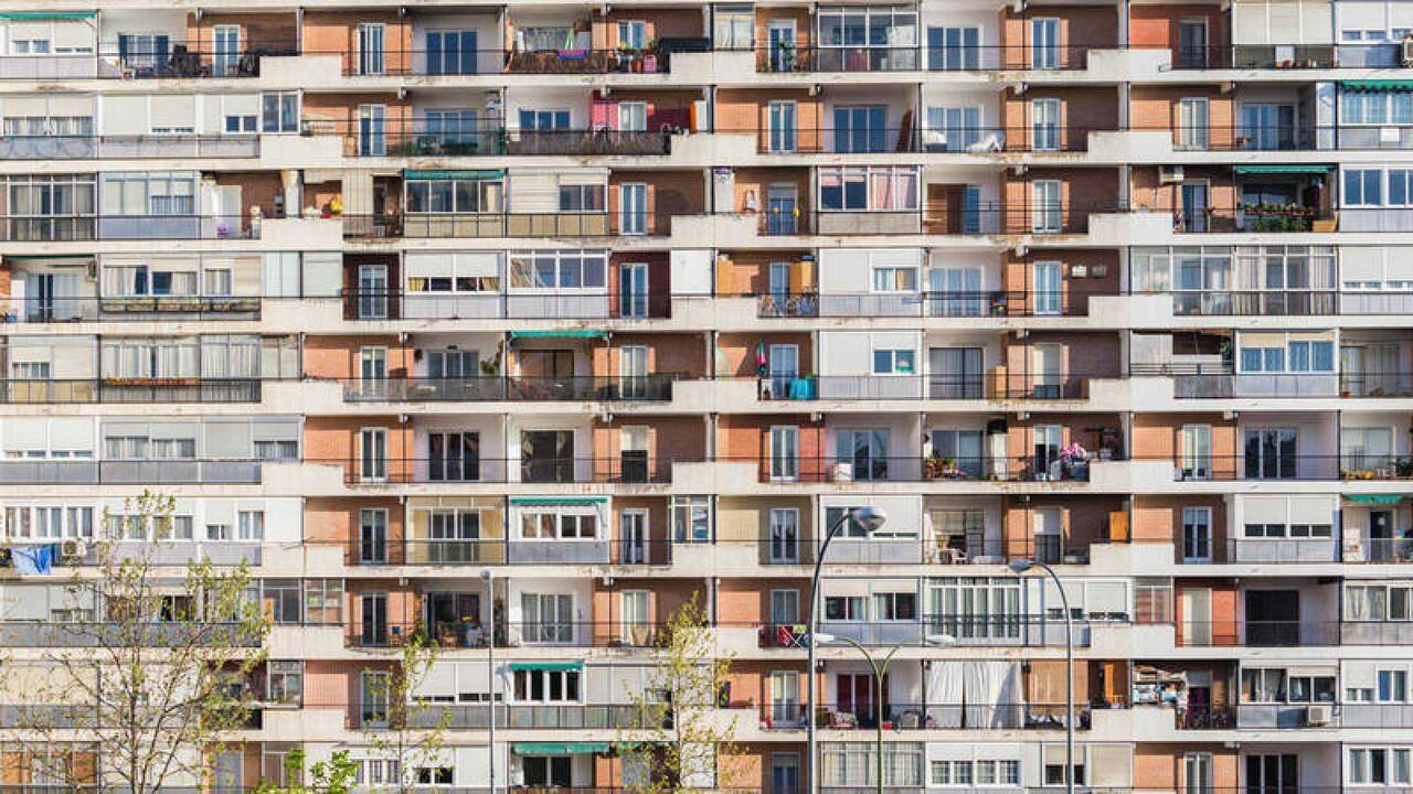 Las ejecuciones hipotecarias sobre viviendas habituales cayeron alquiler
