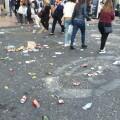 Los servicios de limpieza retiran en València más de 3.800 toneladas de residuos durante las Fallas (4)