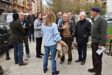 María José Catalá visita en barrio de Zaidía en Valencia (13)
