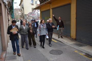 María José Catalá visita en barrio de Zaidía en Valencia (15)