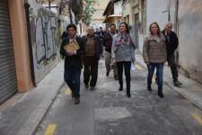 María José Catalá visita en barrio de Zaidía en Valencia (16)