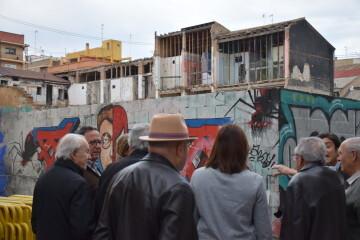 María José Catalá visita en barrio de Zaidía en Valencia (20)