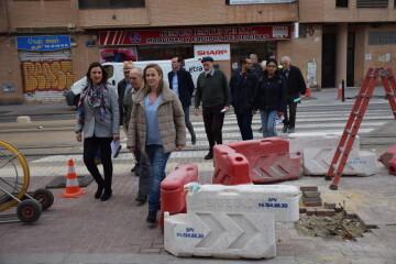María José Catalá visita en barrio de Zaidía en Valencia (24)
