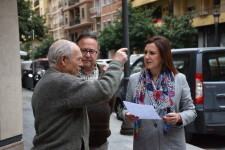 María José Catalá visita en barrio de Zaidía en Valencia (6)