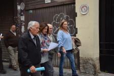 María José Catalá visita en barrio de Zaidía en Valencia (8)