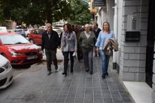 María José Catalá visita en barrio de Zaidía en Valencia (9)