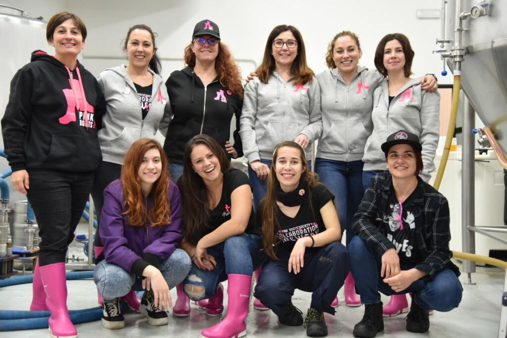 PINK BOOTS SOCIETY ESPAÑA reúnea sus socias para elaborar cervezas colaborativas en 6 ciudades en la Comunidad Valenciana y Murcia toca alegría (3)