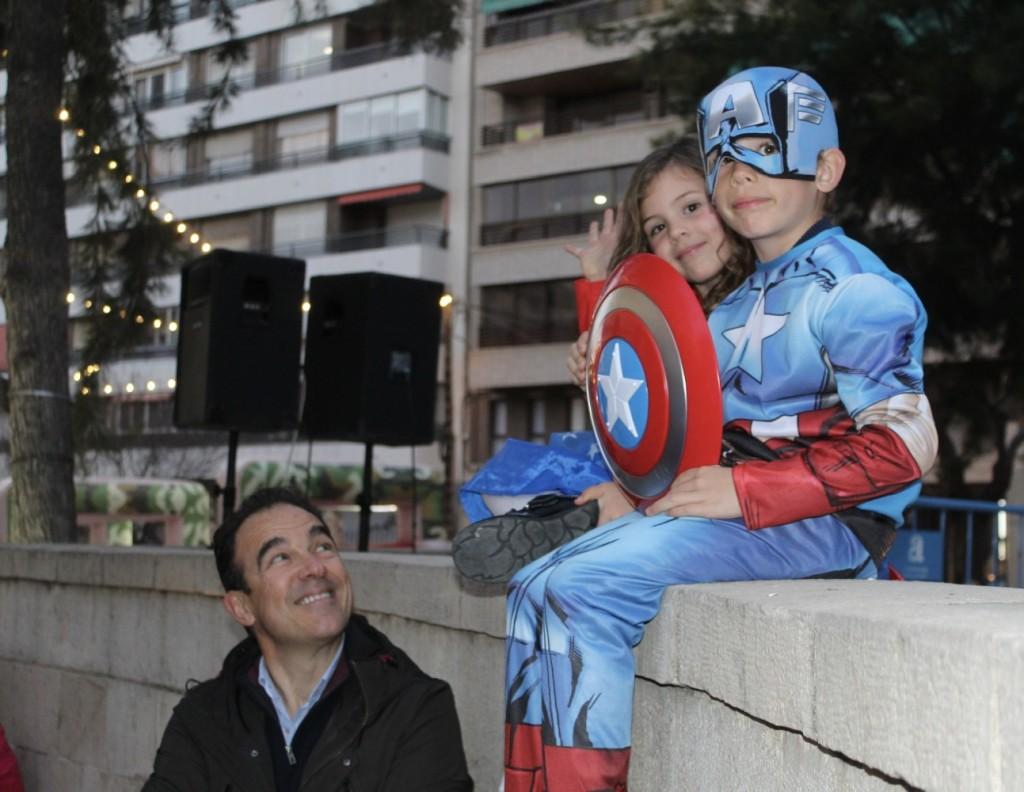 Palacio Provincial para celebrar junto a la Diputación de Alicante la fiesta del Carnaval (2)