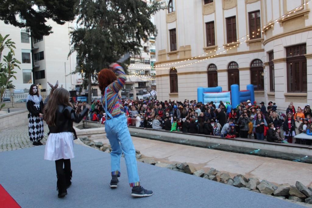 Palacio Provincial para celebrar junto a la Diputación de Alicante la fiesta del Carnaval (3)