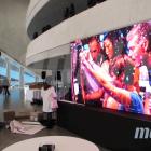 La Pantalla LED se Presenta como un Efectivo Canal Publicitario