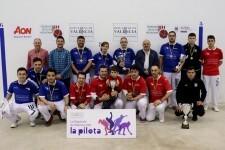 Riba-roja i Torrent, últims campions de l'Autonòmic d'Escala i Corda
