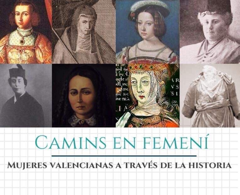 Ruta mujeres valencianas a través de la historia