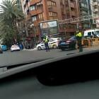 La Plataforma de Afectados por la Nueva Ley del Taxi corrobora que los filtros policiales están dejando entrar a las VTC al centro de la ciudad