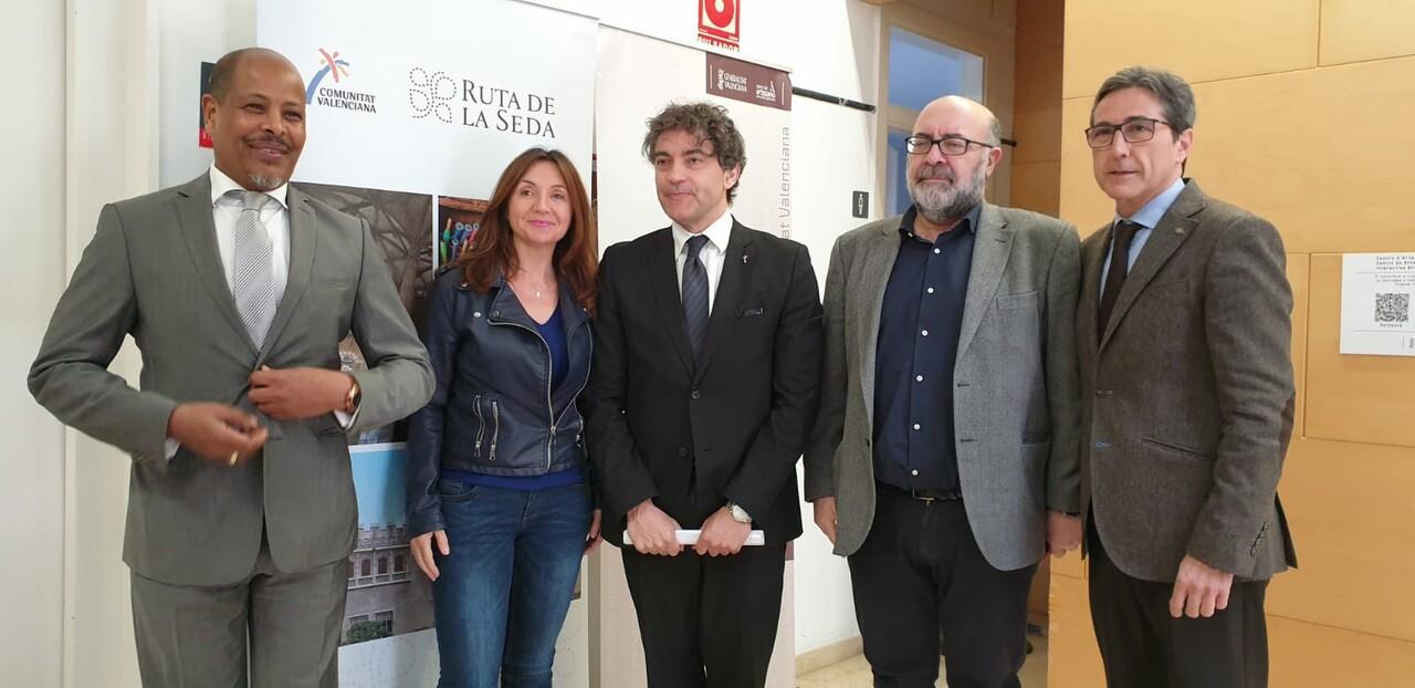 Valencia acoge el encuento Unesco Rutas de la Seda (6)