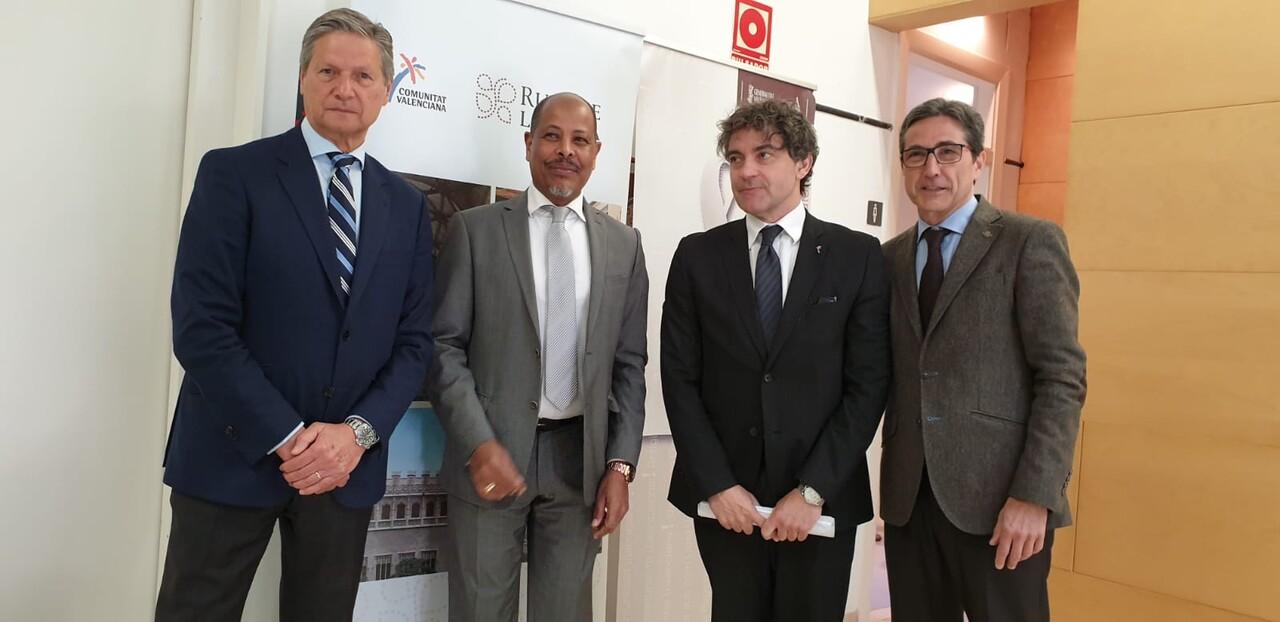 Valencia acoge el encuento Unesco Rutas de la Seda (7)
