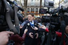 Ximo Puig llama a no permitir 'que se cambie la historia' y a aprender de 'la dignidad y la memoria' de las víctimas del terrorismo