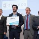 La empresa Zeleros gana los Premios EmprendedorXXI en la Comunitat Valenciana