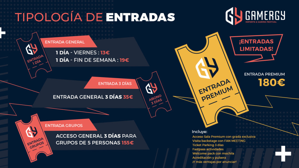 gamergy-entradas
