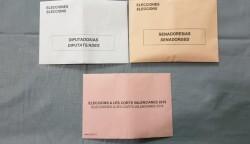 ¿Qué se vota el domingo en Valencia Congreso, Senado y Cortes Valencianas (1)