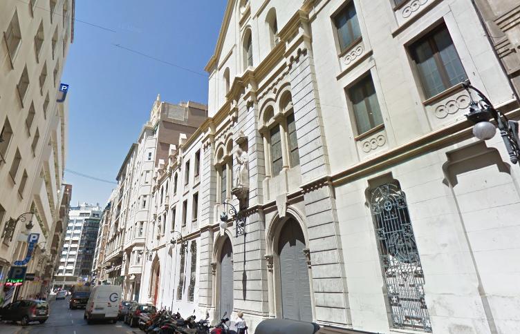 15 Calle Isabel la Católica Google Maps
