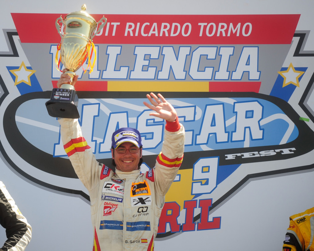 19.04.03_Borja_Garcia_doblete_en_la_NASCAR_en_el_Circuit_Ricardo_Tormo
