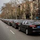 Admiten a trámite una demanda de taxistas contra VTC por competencia desleal