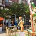 Ciudadanos (Cs), que plantó una falla en la plaza de los Pinazo (1)