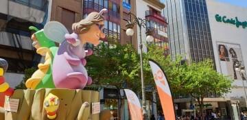 Ciudadanos (Cs), que plantó una falla en la plaza de los Pinazo (12)
