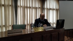 Conferencia Juan Benito Rodríguez - Real Liceo Casino de Alicante