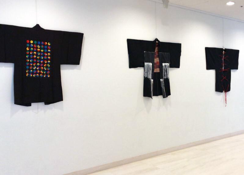 Exposicion 'Kimono Joya' en la Embajada Española de Tokio