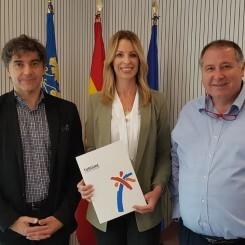 Oliva se integra en la red gastroturísticade la Comunitat Valenciana