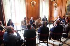 Reunión centros concertados Burriana