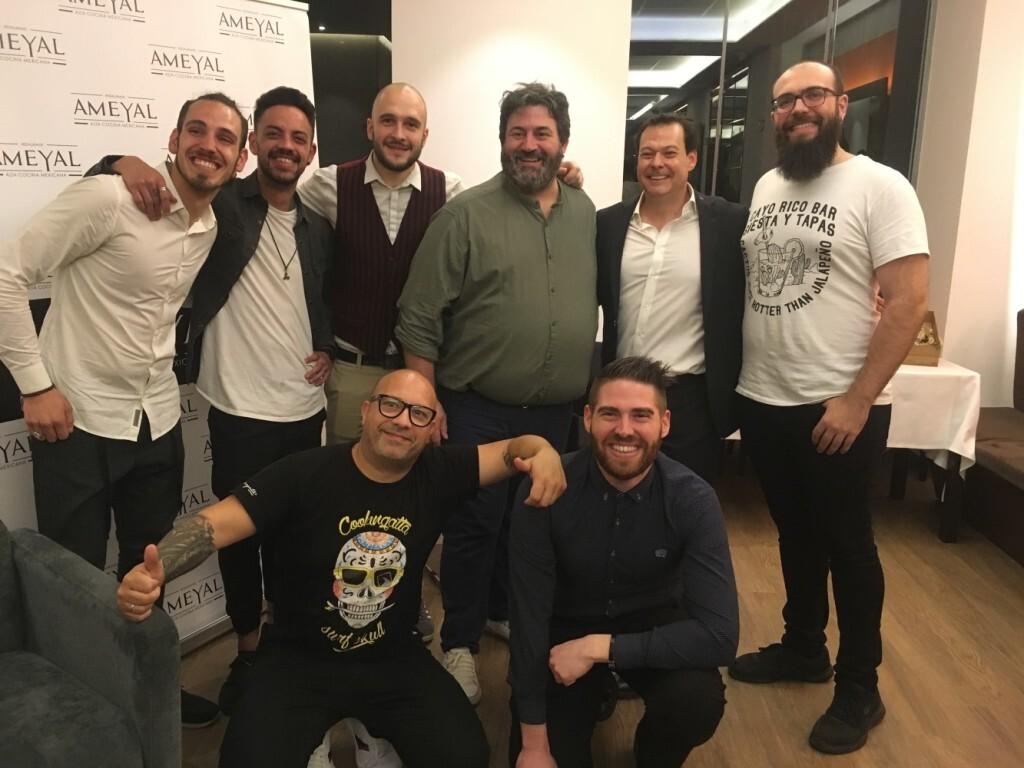 Thomas Monesi se corona ganador en el 1er Concurso de Cocteleria Mexicana (2)