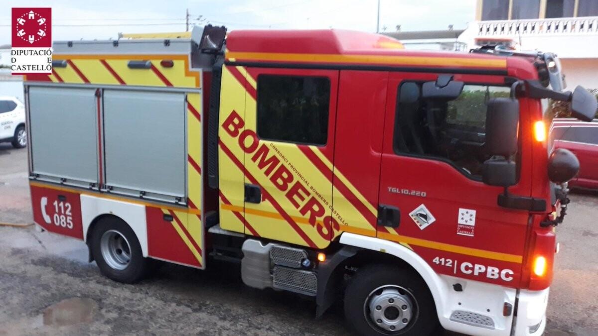 bomberos castellon