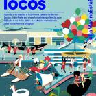 La primera regata de Barcos Locos llenará La Marina de València de creatividad y diversión.