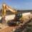 El aeropuerto de Castellón impulsa una actuación de restauración paisajística vinculada a las obras del canal de drenaje