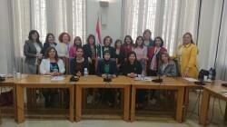 hermanamiento entre empresarias valencianas y libanesas