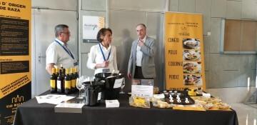 'Pon Aragón en tu mesa' organiza en Valencia el I Show Roomprofesional de productos agroalimentarios de la mano deGastrónoma. 20190520_184958 (10)