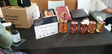 'Pon Aragón en tu mesa' organiza en Valencia el I Show Roomprofesional de productos agroalimentarios de la mano deGastrónoma. 20190520_184958 (11)