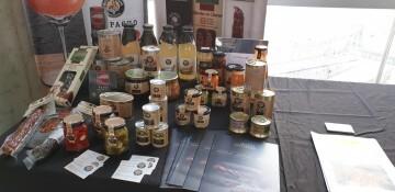'Pon Aragón en tu mesa' organiza en Valencia el I Show Roomprofesional de productos agroalimentarios de la mano deGastrónoma. 20190520_184958 (14)