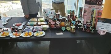 'Pon Aragón en tu mesa' organiza en Valencia el I Show Roomprofesional de productos agroalimentarios de la mano deGastrónoma. 20190520_184958 (15)