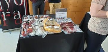 'Pon Aragón en tu mesa' organiza en Valencia el I Show Roomprofesional de productos agroalimentarios de la mano deGastrónoma. 20190520_184958 (16)