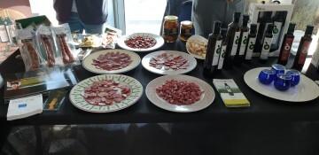 'Pon Aragón en tu mesa' organiza en Valencia el I Show Roomprofesional de productos agroalimentarios de la mano deGastrónoma. 20190520_184958 (18)