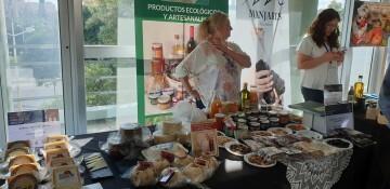 'Pon Aragón en tu mesa' organiza en Valencia el I Show Roomprofesional de productos agroalimentarios de la mano deGastrónoma. 20190520_184958 (20)