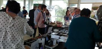 'Pon Aragón en tu mesa' organiza en Valencia el I Show Roomprofesional de productos agroalimentarios de la mano deGastrónoma. 20190520_184958 (24)