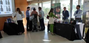 'Pon Aragón en tu mesa' organiza en Valencia el I Show Roomprofesional de productos agroalimentarios de la mano deGastrónoma. 20190520_184958 (25)