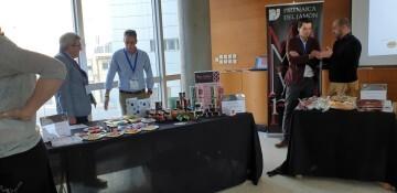 'Pon Aragón en tu mesa' organiza en Valencia el I Show Roomprofesional de productos agroalimentarios de la mano deGastrónoma. 20190520_184958 (26)