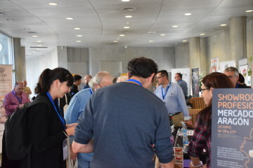'Pon Aragón en tu mesa' organiza en Valencia el I Show Roomprofesional de productos agroalimentarios de la mano deGastrónoma. 20190520_184958 (27)