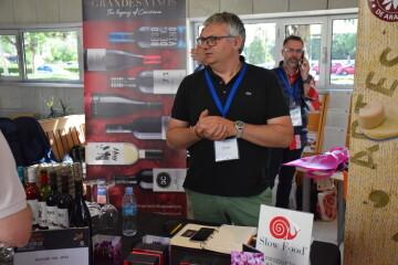 'Pon Aragón en tu mesa' organiza en Valencia el I Show Roomprofesional de productos agroalimentarios de la mano deGastrónoma. 20190520_184958 (28)